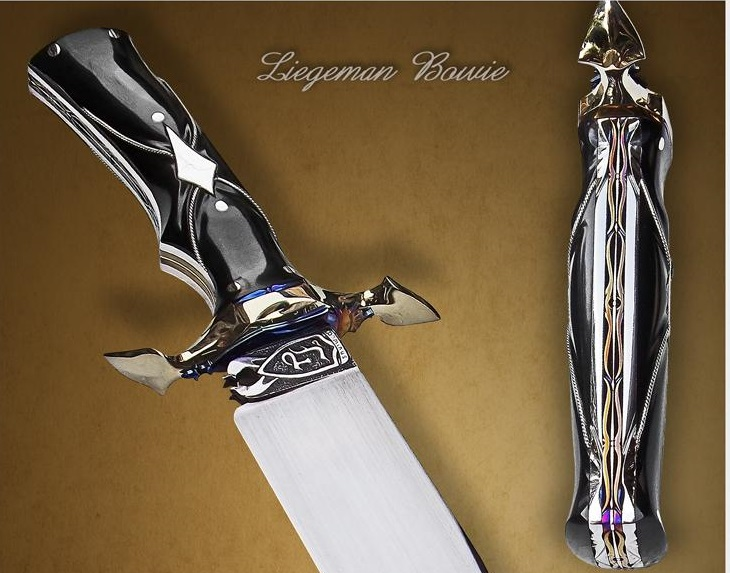 Nevermore III knives