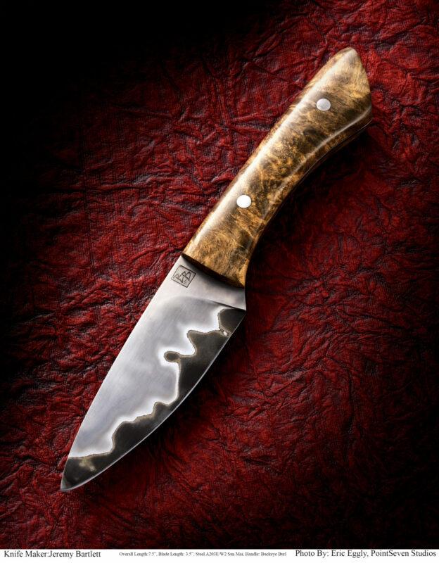 San Mai Hunter - Custom hunting Knives 2021
