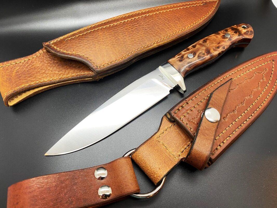 Trail Boss - Custom Hunting Knives 2021