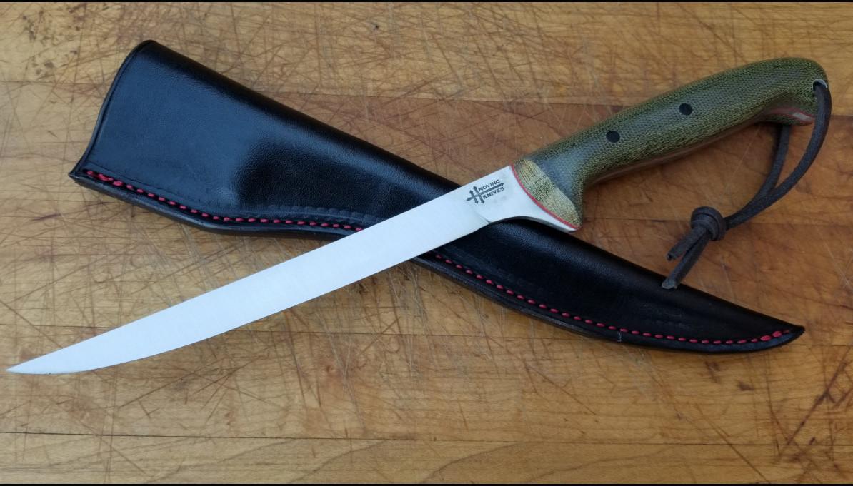 Custom Fishing Knife