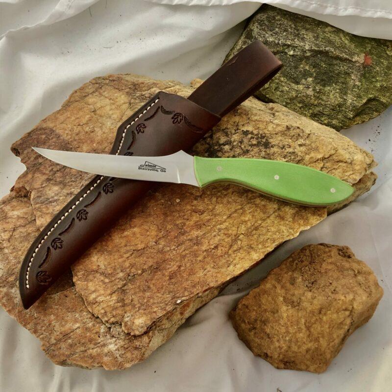 Panfisher fishing knife