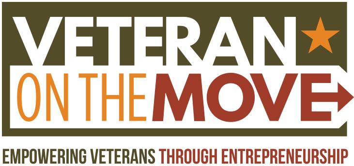 Veterans on the Move Veteran Entrepreneurship Logo